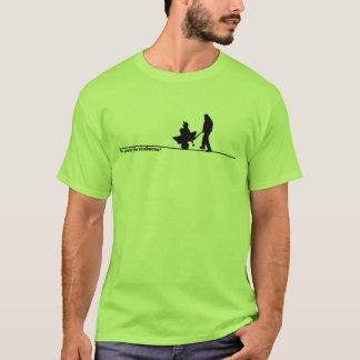 Are You In The Wheelbarrow Shirt