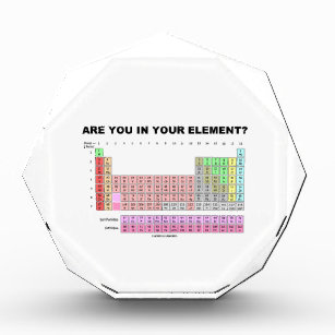 Chemistry elements periodic table words awards certificates zazzle periodic table humor award urtaz Choice Image