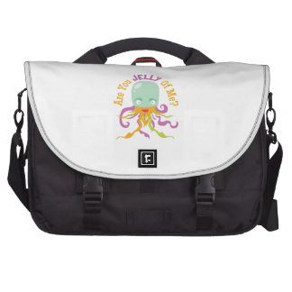 Are You Jelly Laptop Commuter Bag