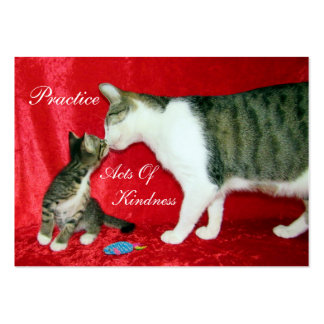 Are You My Daddy Random Acts of Kindness Cards Large Business Cards (Pack Of 100)