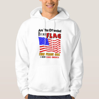 Are You Offended Hoodie