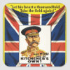 Are You One of Kitchener's Own? Square Sticker