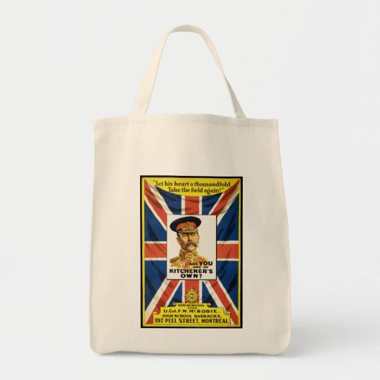 Are You One of Kitchener's Own? Tote Bag