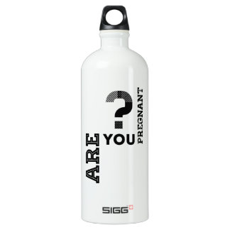 Are You Pregnant? SIGG Traveler 1.0L Water Bottle