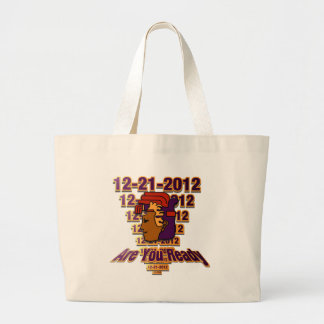 Are You Ready? Canvas Bags