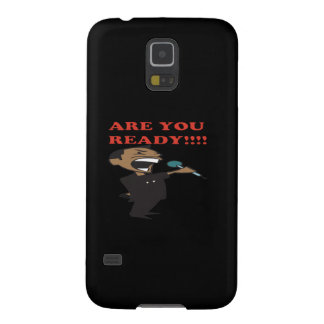 Are You Ready Cases For Galaxy S5