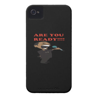 Are You Ready iPhone 4 Case-Mate Case