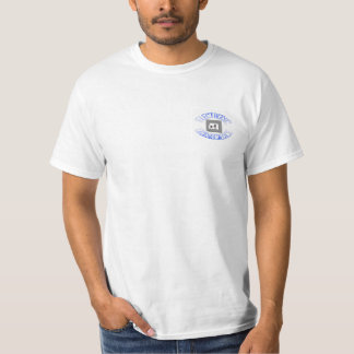 """Are you ready for """"Electronic Omniscience""""? T-Shirt"""