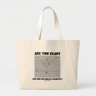 Are You Ready For Non-Euclidean Geometry? Bags