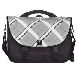 Are You Ready For Non-Euclidean Geometry? Commuter Bag