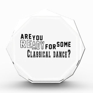 Are you ready for some Classical dance Awards