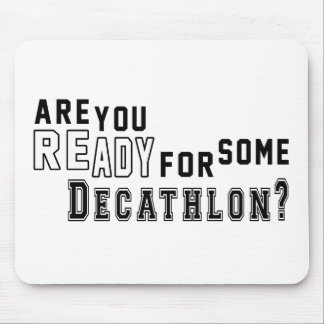 Are you ready for some Decathlon Mouse Pad