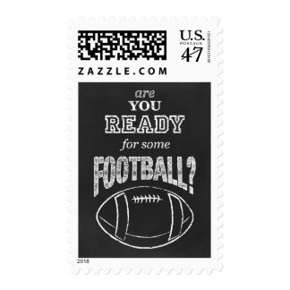 are you ready for some football? postage