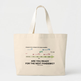 Are You Ready For The Next Pandemic? Tote Bag