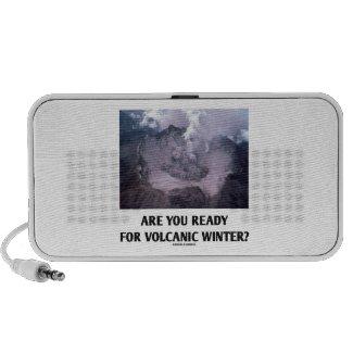 Are You Ready For Volcanic Winter? (Volcanology) Travel Speaker