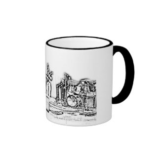 Are you ready to Rock! Ringer Mug