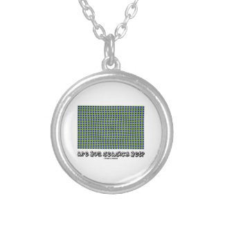 Are You Seasick Yet? (Motion Illusion) Necklaces