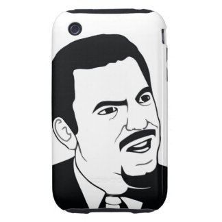 Are You Serious Tough iPhone 3 Case