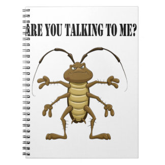 Are you talking to me notebook
