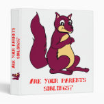 Are your parents siblings? binder
