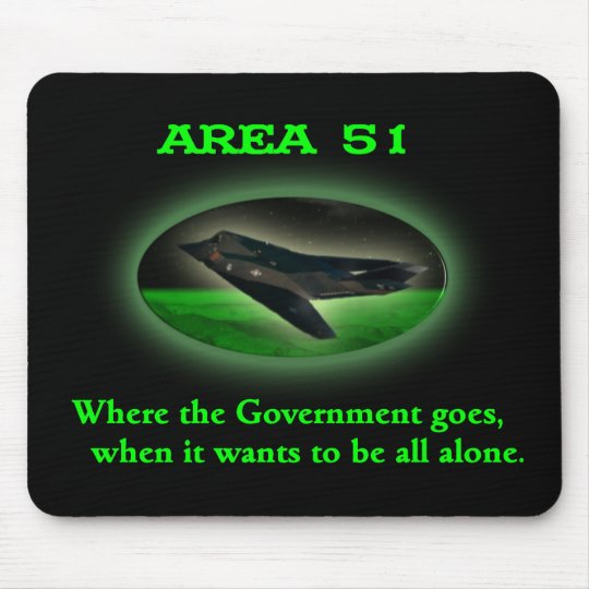 area51final222 mouse pad