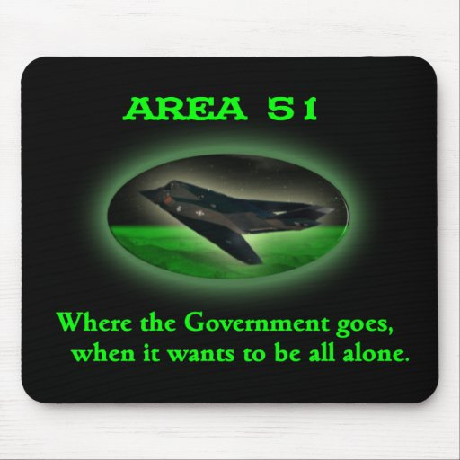 area51final222 mouse pads