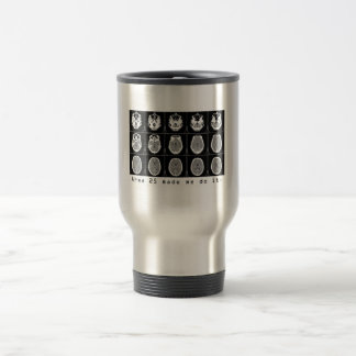 Area 25 made me do it. 15 oz stainless steel travel mug