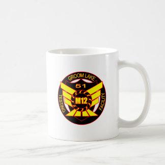Área 51 12 majestuosos tazas de café
