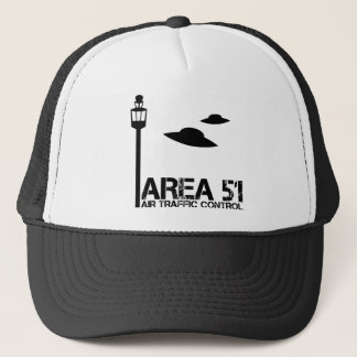 Area 51 Air Traffic Control Trucker Hat