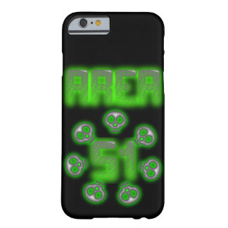 Area 51 Alien case