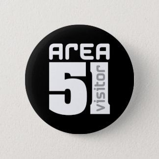 Area 51 Alien Visitor Button