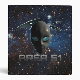 Area 51 binder