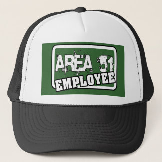 AREA 51 Employee Hat
