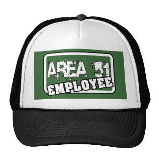 AREA 51 Employee Hat