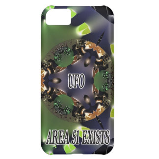 Area 51-Exists Case-Mate iPhone-5 Case For iPhone 5C
