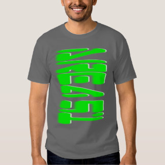 Area 51 - green t-shirts