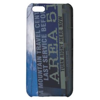 Area 51 iPhone 5C case