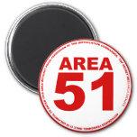 Area 51 Magnet