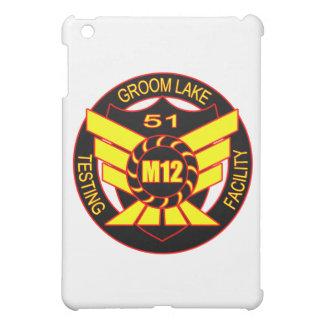 Area 51 Majestic 12 Cover For The iPad Mini