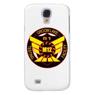 Area 51 Majestic 12 Samsung Galaxy S4 Case