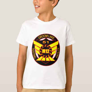 Area 51 Majestic 12 T-Shirt