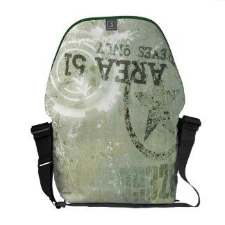 Area 51 - Messenger Bag