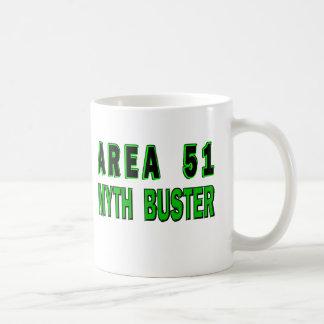 Area 51 Myth Buster Classic White Coffee Mug