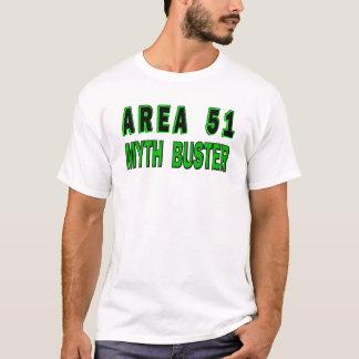 Area 51 Myth Buster T-Shirt