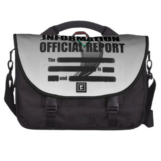 Area 51 Official Report Commuter Bags