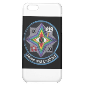area 51 patch cover for iPhone 5C