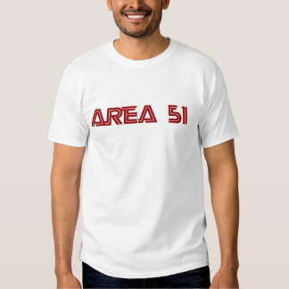 Área 51 polera