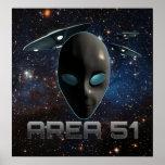 Área 51 poster