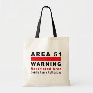 Área 51 que advierte