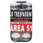AREA 51 - Samsung Galaxy III Cover Galaxy S3 Cases